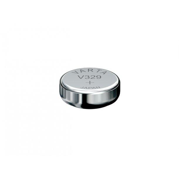 1,55 Volt D 7,9 H3,1 37A Varta Sølv batteri