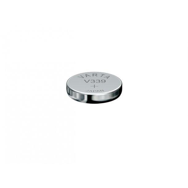 1,55 Volt D 6,8 H1,45 11A Varta Sølv batteri