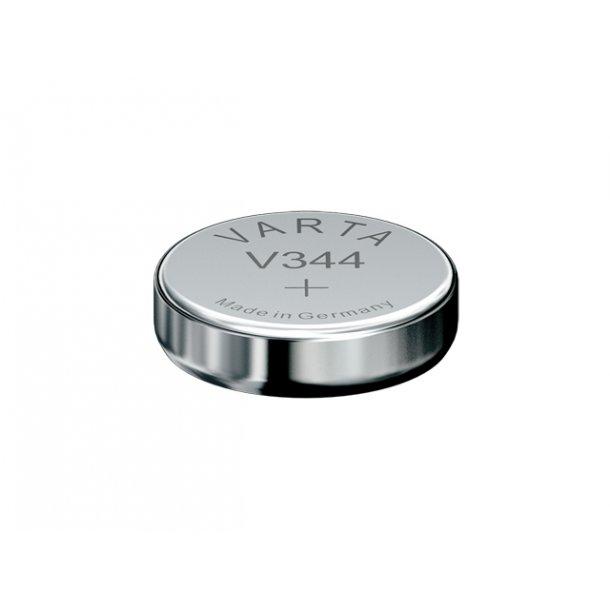 1,55 Volt D11,6 H3,6 100A Varta Sølv batteri