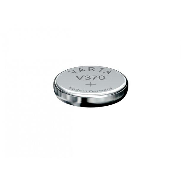 1,55 Volt D 9,5 H2,1 30A Varta Sølv batteri HS
