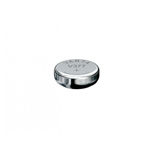 1,55 Volt D 6,8 H2,6 24A Varta Sølv batteri