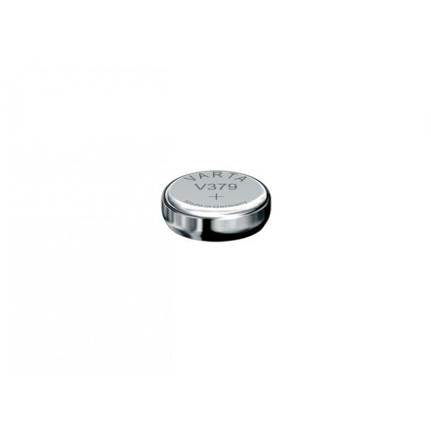 1,55 Volt D 5,8 H2,15 14A Varta Sølv batteri