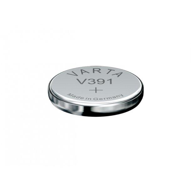 1,55 Volt D11,6 H2,1 40A Varta Sølv batteri HS