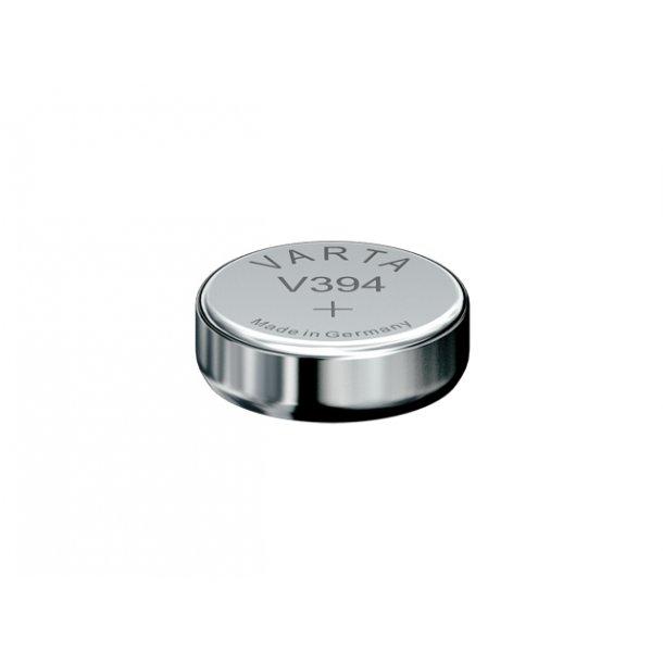 1,55 Volt D 9,5 H3,6 67A Varta Sølv batteri