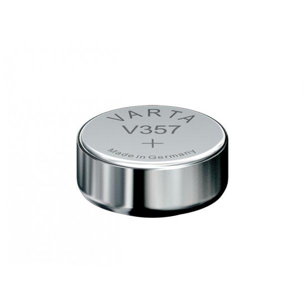 1,55 Volt D11,6 H5,4 165mA Varta Sølv batteri HS