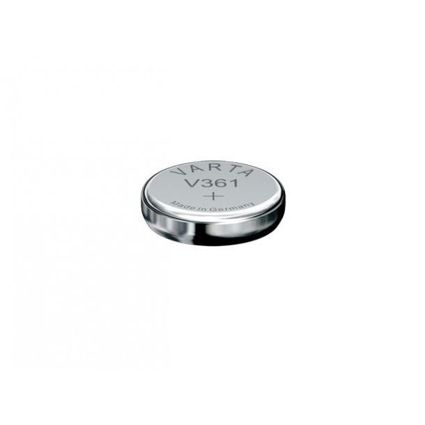 1,55 Volt D 7,9 H2,1 18mA Varta Sølv batteri HS