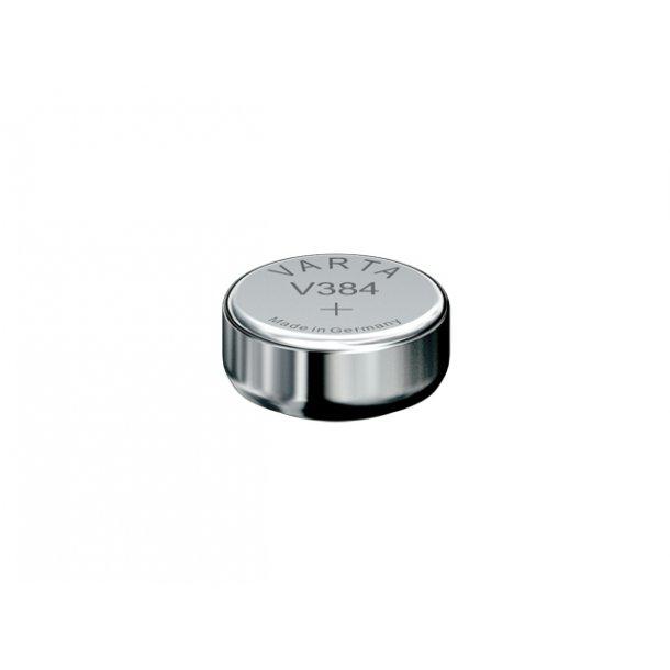 1,55 Volt D 7,9 H3,6 38mA Varta Sølv batteri LS