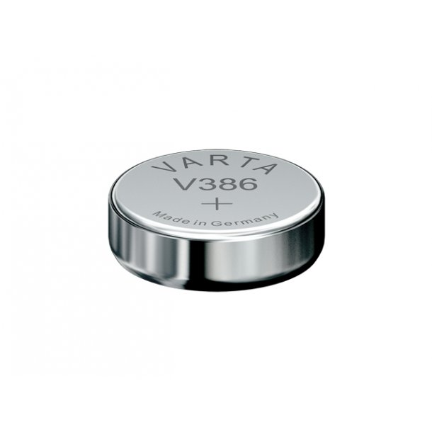 1,55 Volt D11,6 H4,2 105mA Varta Sølv batteri HS