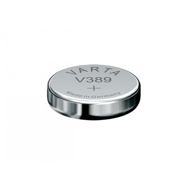 1,55 Volt D11,6 H3,1 81mA Varta Sølv batteri HS