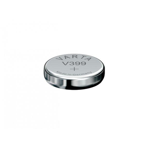 1,55 Volt D 9,5 H2,7 42mA Varta Sølv batteri HS