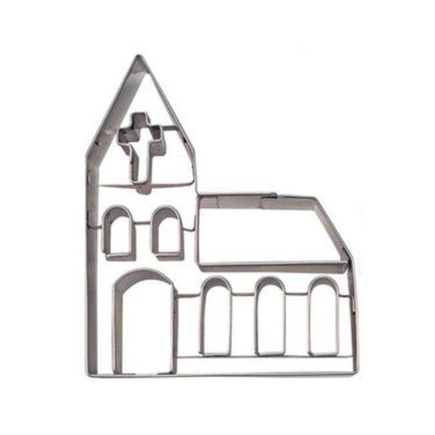 9 cm Kage udstikker - Kirke