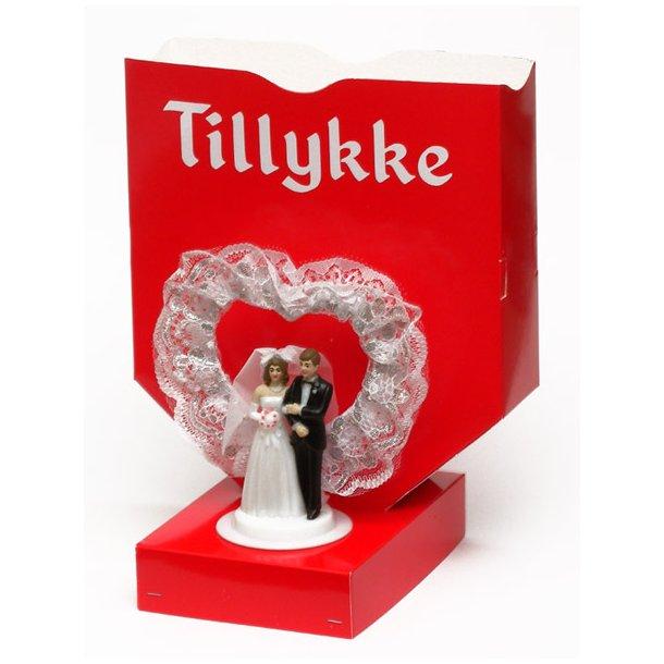 sangskjuler bryllup hjerte