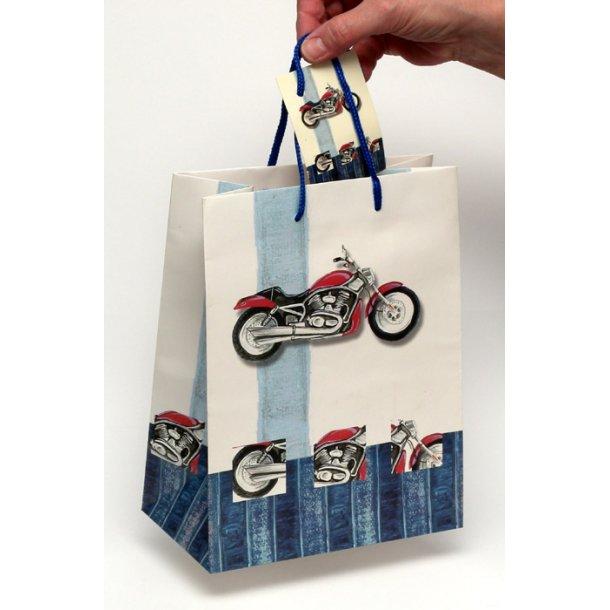 Gavepose - sangskjuler - Motorcykel