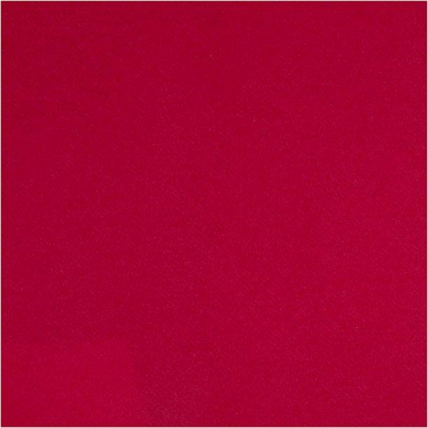Servietter 40x40cm - stof look - Pink