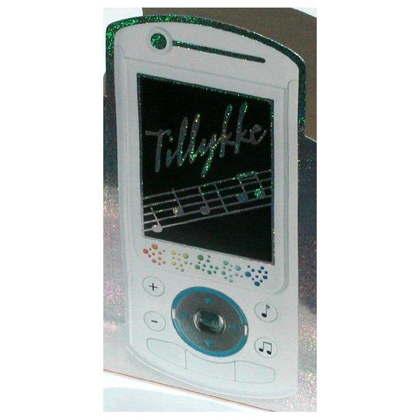 Sangskjuler som MP3 / Ipod musikafspiller